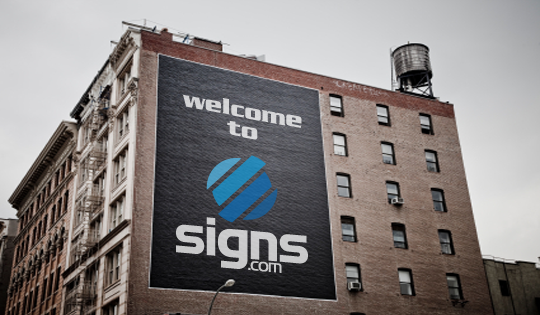 Welcome to Signs.com