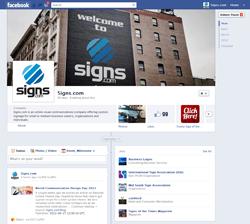 Signs.com Faceboo