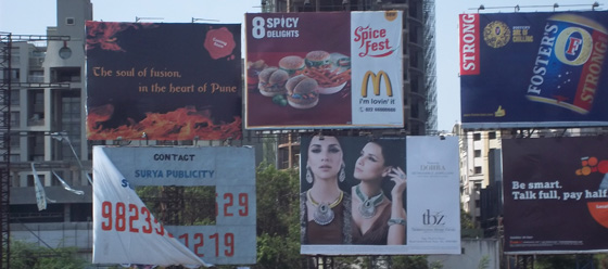 India Billboards