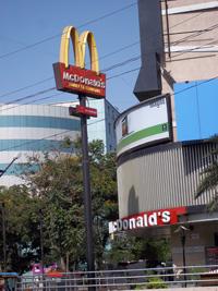 McDonalds PuneIndia