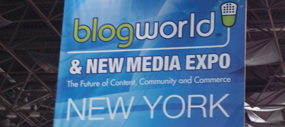 BlogWorld 2012