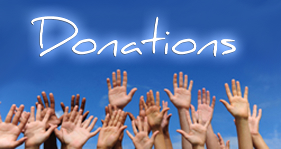 Increase Charitable Donations Make It Personal Signs