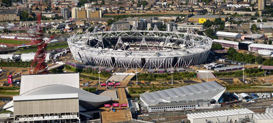 2012 London Olympic Stadium