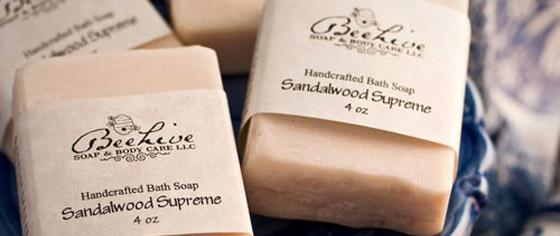 Beehive Soap  & Body