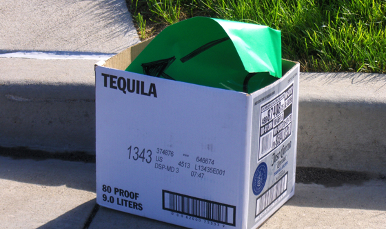 Tequila Yard Sale