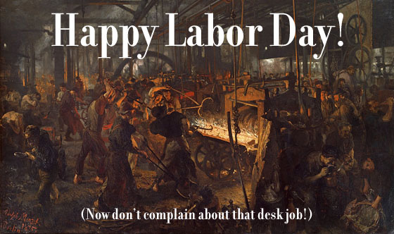 Reflecting On Labor Day Signs Com Blog