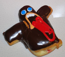 Voodoo Doughnuts Voodoo Doll