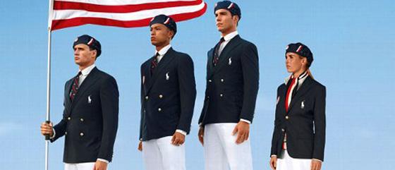 U.S. Olympic Uniforms