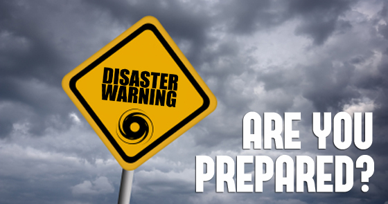 Is Your Business Prepared For A Disaster Signs Com Blog