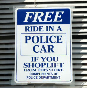 8 Shoplifting Myths That Cost You Money Signs Com Blog
