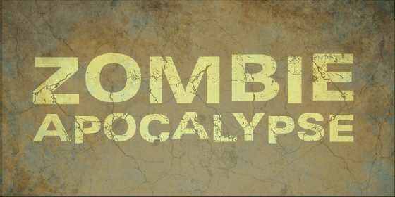 The Beginning Of The Zombie Apocalypse Signs Com Blog