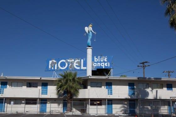 Buxom Hotel Blue Angel