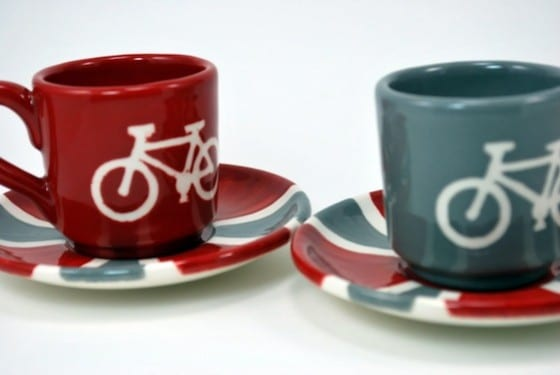 Tiny Java Bike Cups