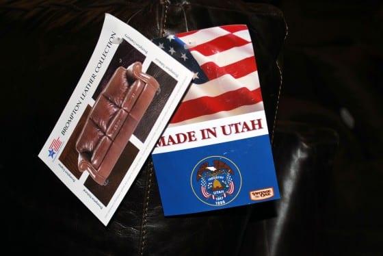 Made in Utah Tag