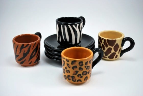Tiny Java Animal Print