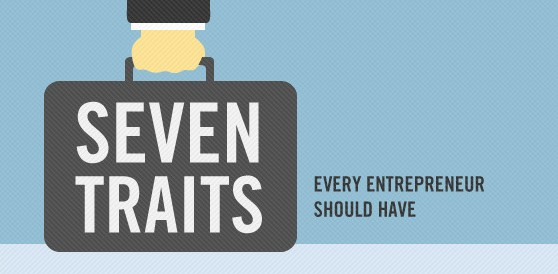 Seven Traits Every Entrepreneur Should Have