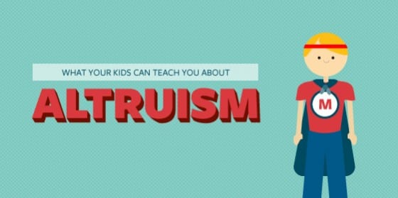 What Your Kids Can Teach You About Altruism