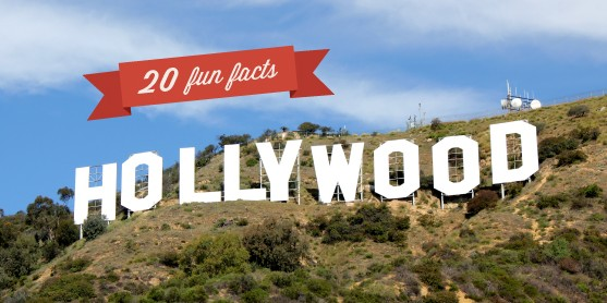FunFactsAbouttheHollywoodSign