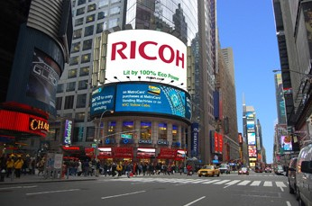 Ricoh Sign
