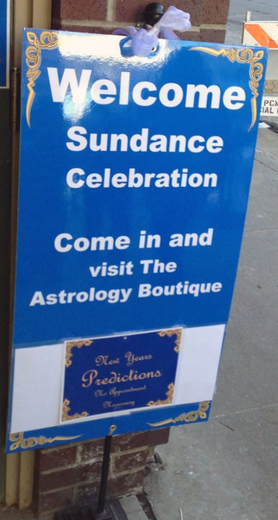 Sundance Astrology