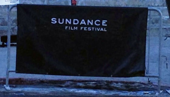 Sundance Crowd Control