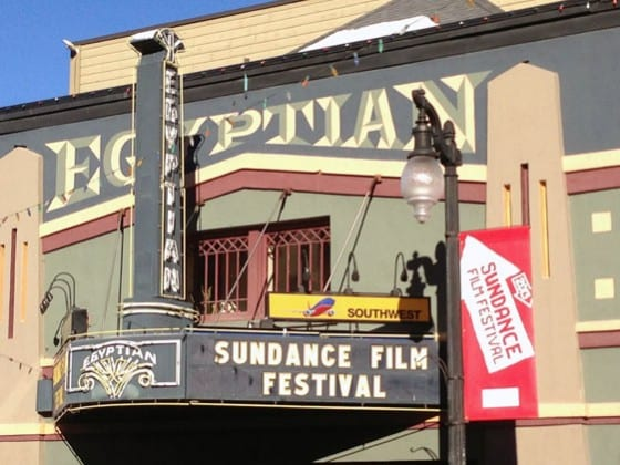 Sundance Egyptian Theater