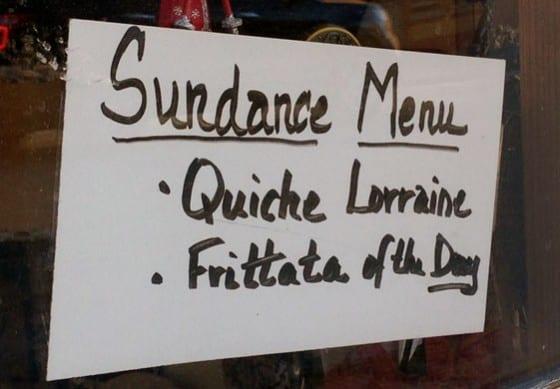 Sundance Frittata