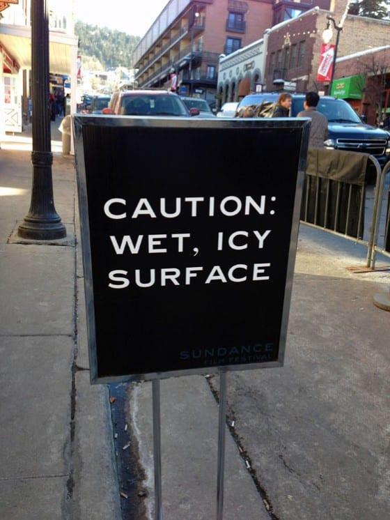Sundance Ice