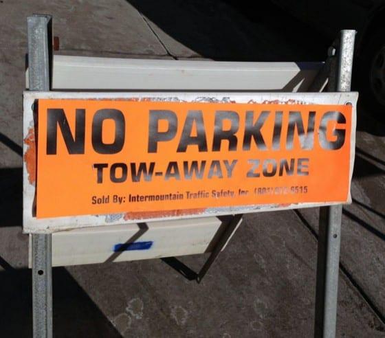 Sundance Parking