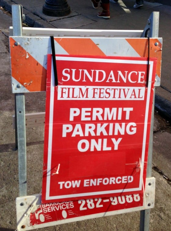 Sundance Permit