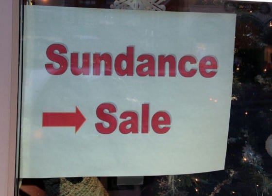 Sundance Sale