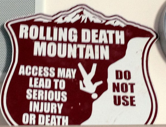 Rolling Death Mountain