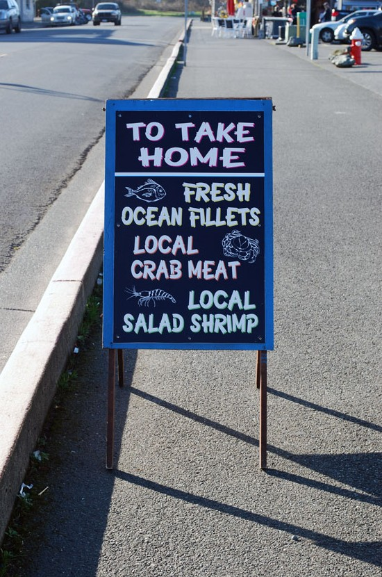 fish to take home