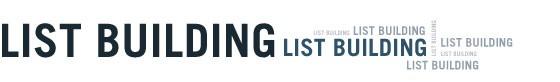 ListBuilding