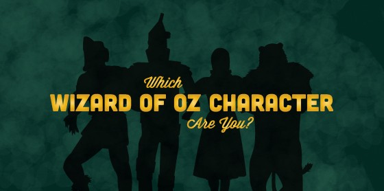 Which Wizard of Oz Character Are You? Take Our Quiz and ...