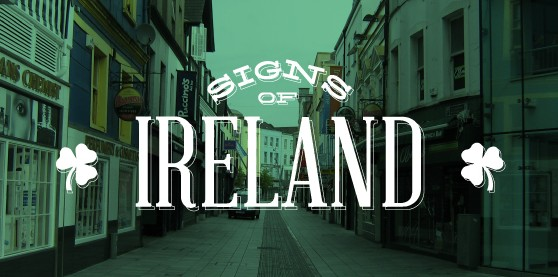 Signs of Ireland