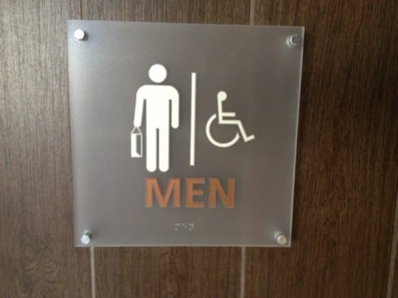 Bathroom Signs Home Depot when you gotta gofunny bathroom signs | signs blog