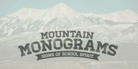 Mountain Monograms