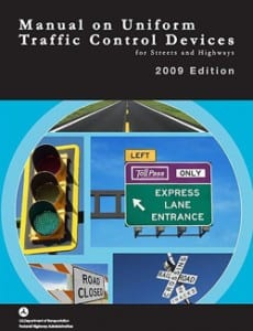 Manual on Uniform Traffic Control Devices 2009 Cover