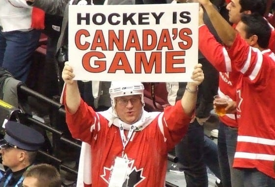 Team Canada 2010 Winter Olympics, Vancouver.