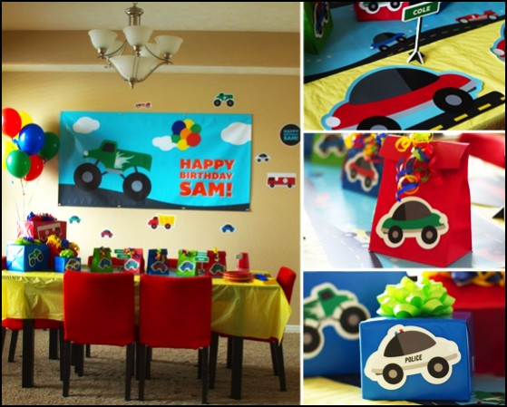 wall decals for kids birthday parties