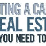 Starting a Career in Real Estate