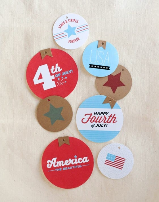 July-4th-Badges