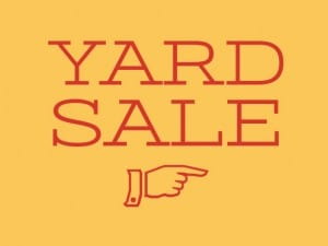 Yard Sale Template 1