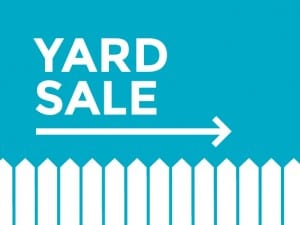Yard Sale Template 2