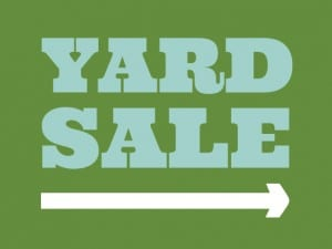 Yard Sale Template 3