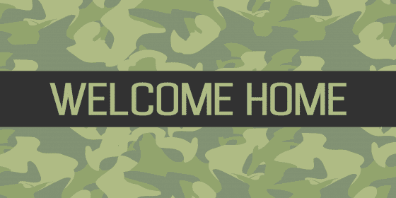 Welcome Home Marines
