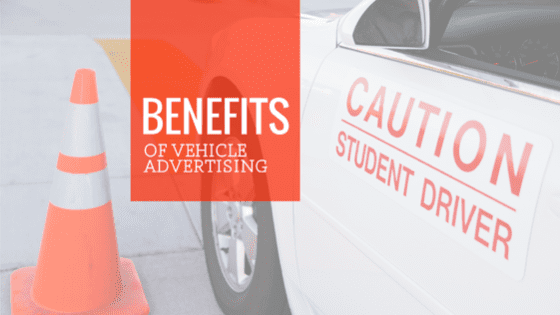 The Benefits of Vehicle Advertising