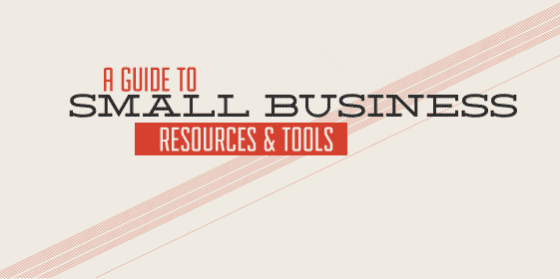 small business resources and tools