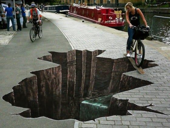 hole biker